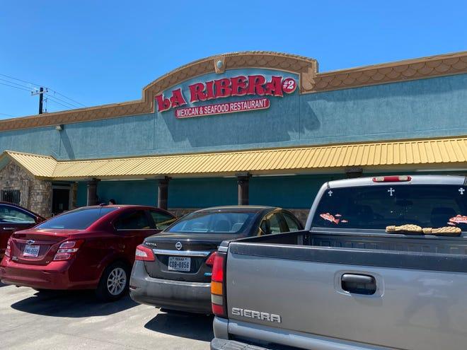 La Ribera Mexican & Seafood Restaurant is located at 1602 Morgan Avenue.