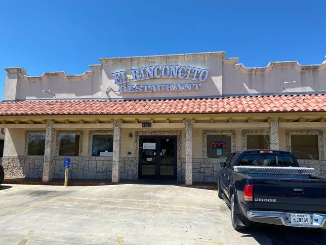 El Rinconcito Restaurant is located at 4013 Prescott Street.