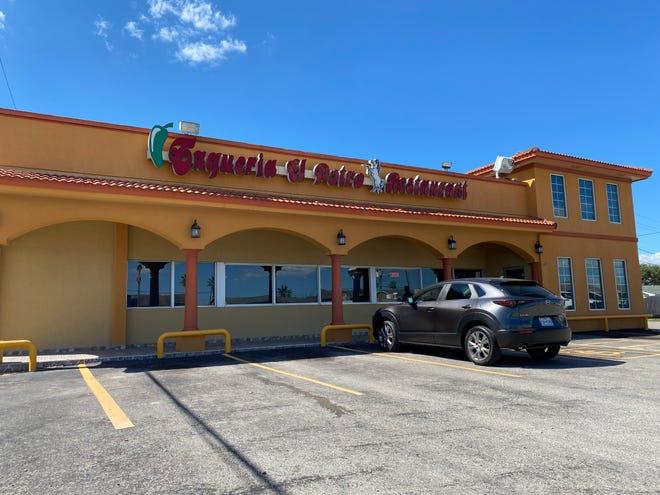 El Potro Taqueria is located at 1401 Rodd Field Road.