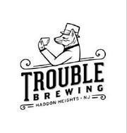 Trouble Brewing Coffee House sits in Haddon Heights.