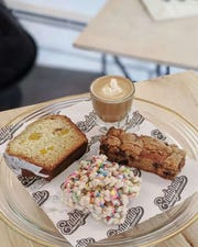 Endgrain Coffee has coffee and baked goods in Collingswood and Pitman.