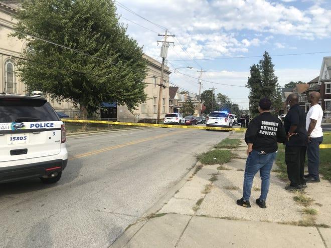 Cincinnati police are investigating a death at the 800 block of Lexington Avenue in Avondale.