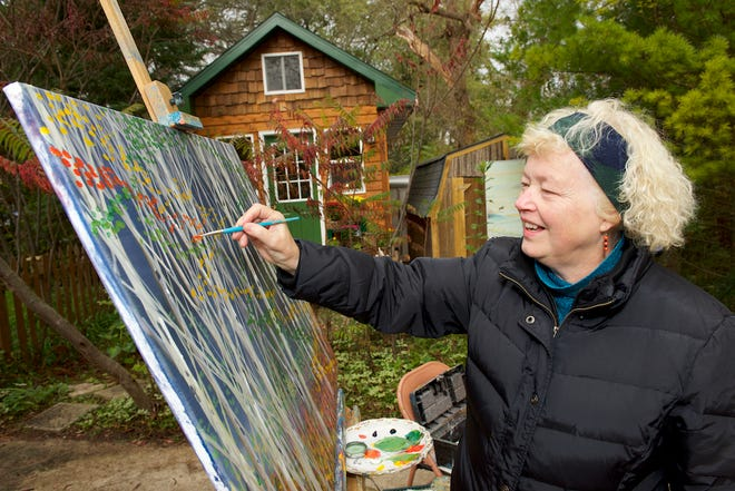 50 artists will showcase their artwork at over 30 locations in Ozaukee and Washington counties for the Cedarburg Artists' Guild's Covered Bridge Art Studio Tour event Oct. 8-10.