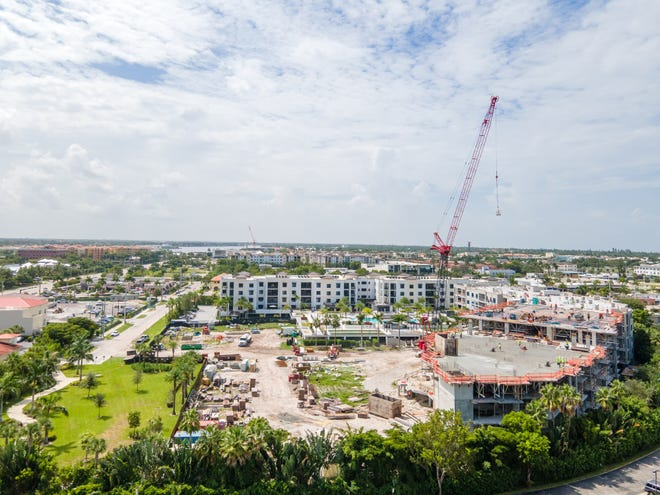 The Ronto Group's Eleven Eleven Central community continues to be the hottest community in downtown Naples.  Construction of its sold-out Phase II building remains on schedule for completion in first quarter 2022.