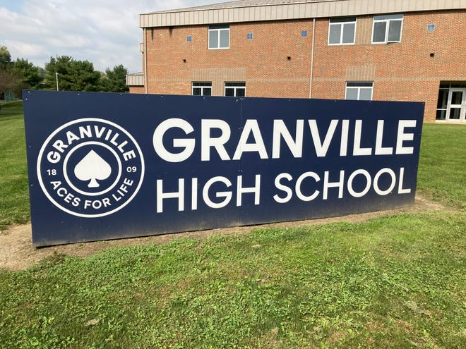 """Granville High School has twice previously been designated a """"Blue Ribbon School."""""""