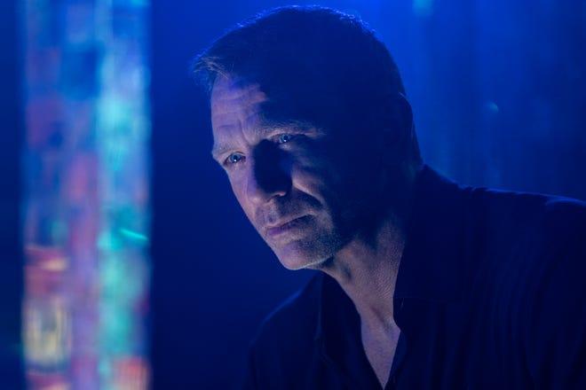 James Bond (Daniel Craig) in 'No Time to Die.'