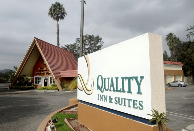 Thousand Oaks will enter into an agreement with Ventura County and a commercial real estate firm to seek state funding to operate the local Quality Inn and Suites as the city's first homeless shelter.