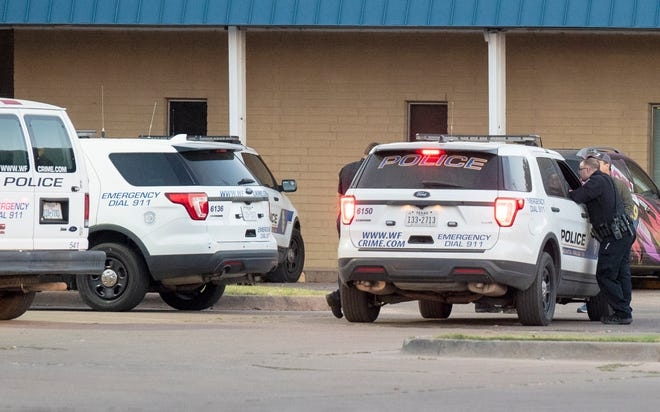 Wichita Falls police investigated a burglary on Sept. 28 in the 4300 block of Call Field Road.