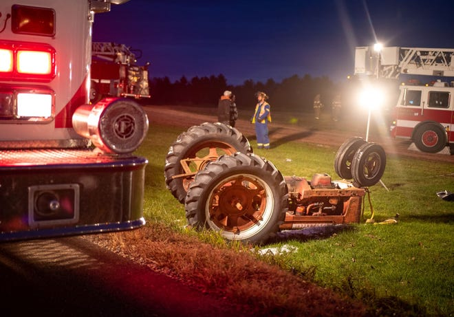 Tractor rollovers are a common accident that can lead to severe injury or death on the farm. A new rescue training program will teach people, especially those in emergency rescue services, about basic first responder tips.