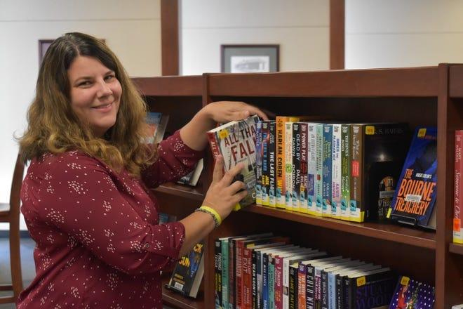 Mica Hunter named new Bradford Memorial Library Director