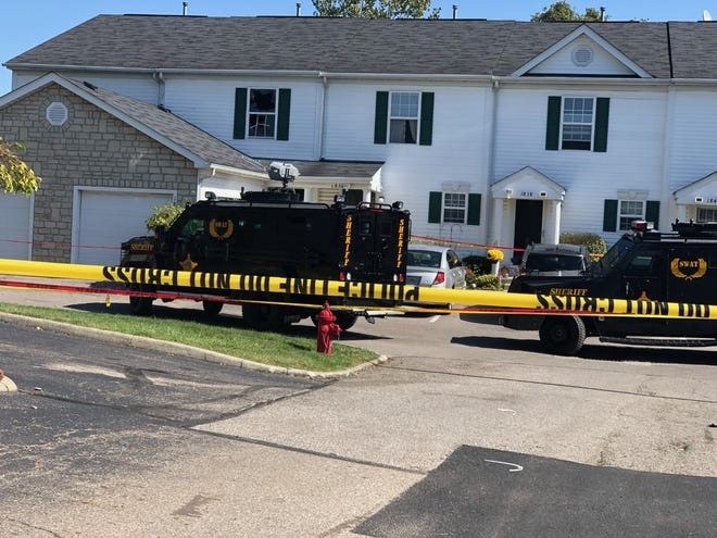 Columbus police homicide detectives are investigating after body parts were discovered Wednesday morning inside a home on the Far West Side. The remains were found by Franklin County Sheriff's office deputies executing a search warrant in connection with alleged drug trafficking.