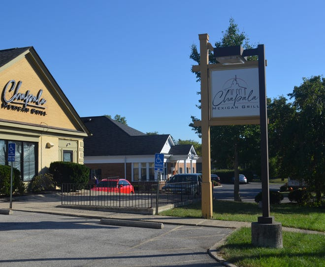 Chapala Mexican Grill is planned at 530 N. High St. in Worthington. Owner Luis Munoz is aiming for a January opening and will be on the ballot in November for a liquor option.