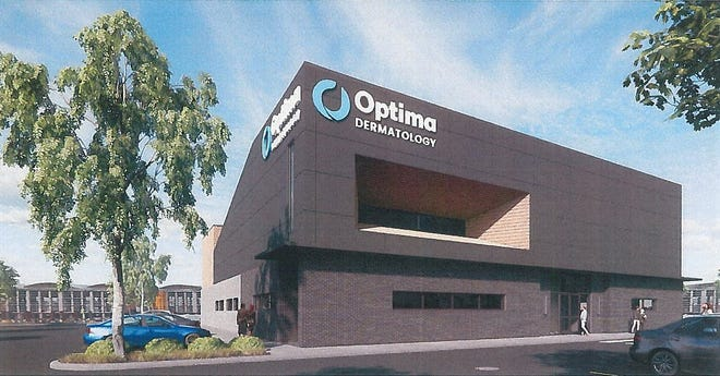 Optima Dermatology, based in Portsmouth, New Hampshire, wants to open a facility at 4048 Morse Road near Easton Gateway in northeast Columbus.