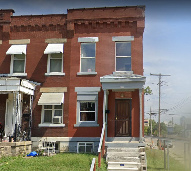 Columbus City Attorney Zach Klein announced the city obtained a court order to board up half of a duplex at 224 Dakota Ave. in Franklinton over drug trafficking there. It is the 15th drug house shuttered this year.
