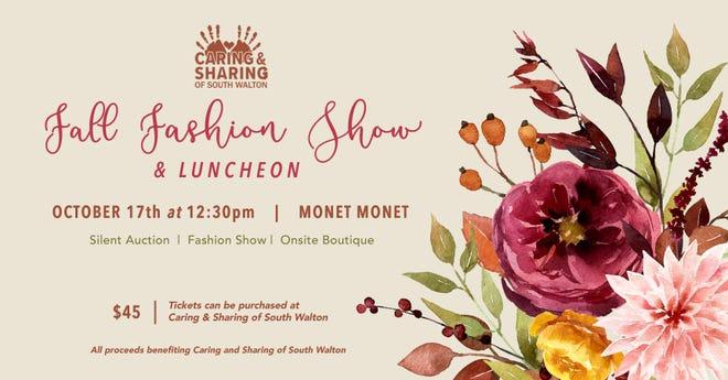 Fall Fashion Show