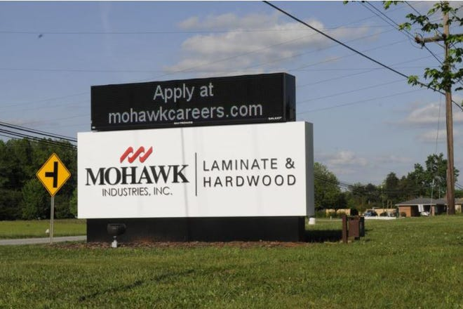 Mohawk Industries announced Wednesday it will create 87 new jobs in Davidson County and invest $87 million to build a new building at its Thomasville campus.