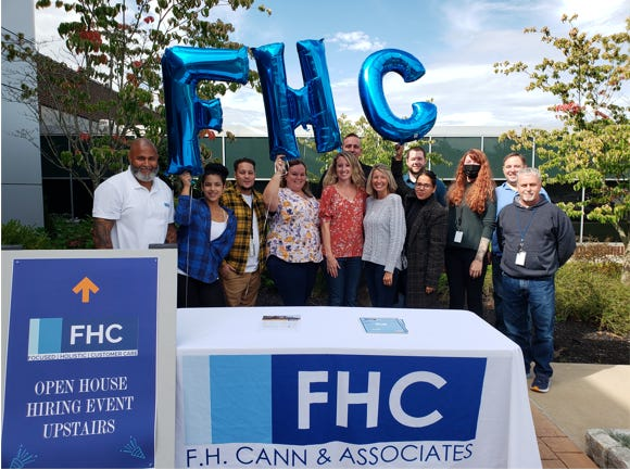 F.H. Cann and Associates, a woman-owned business with more than two decades' experience, announced this month that it would expand operations into New Hampshire, opening a facility and creating jobs inExeterthis fall.
