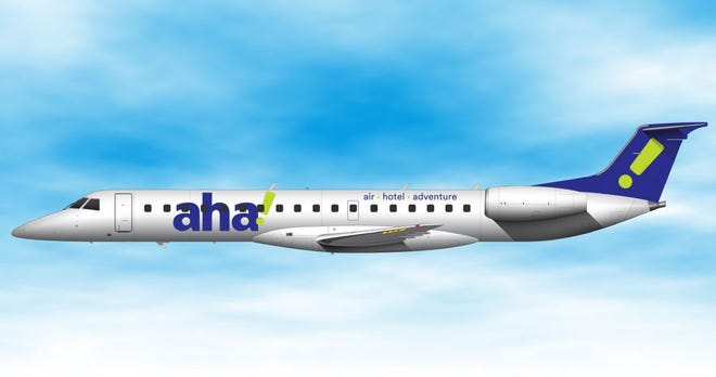 The new nonstop aha! flights from Eugene to Reno-Tahoe will start in November.