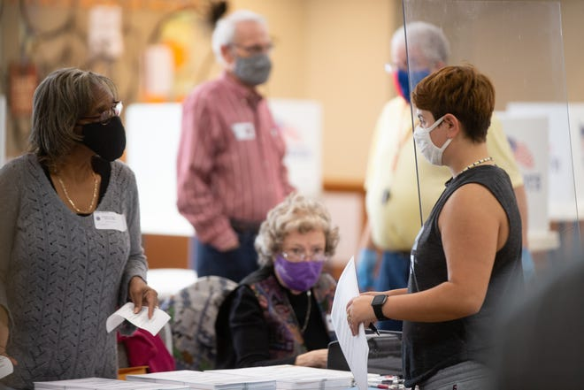 Residents have two weeks to register to vote ahead of the Nov. 2 municipal elections. They can register to vote online or in-person at a variety of locations in Shawnee County.