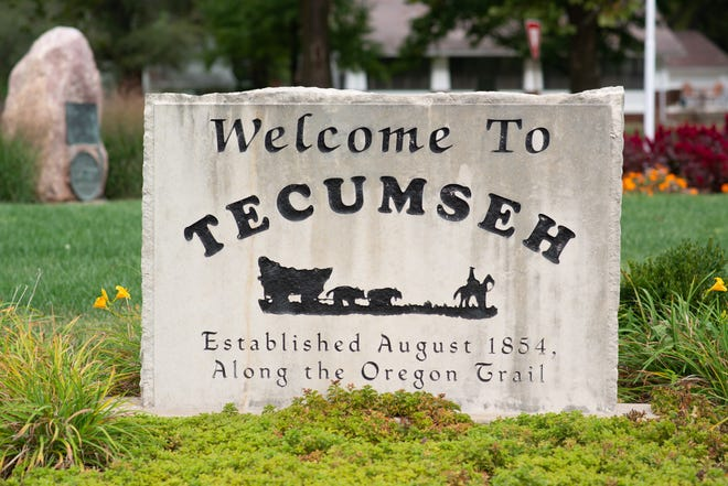 The township of Tecumseh, just east of Topeka, is often pronounced Tuh-come-see.
