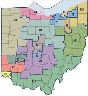 Ohio Senate Democrats introduced a proposed congressional map.