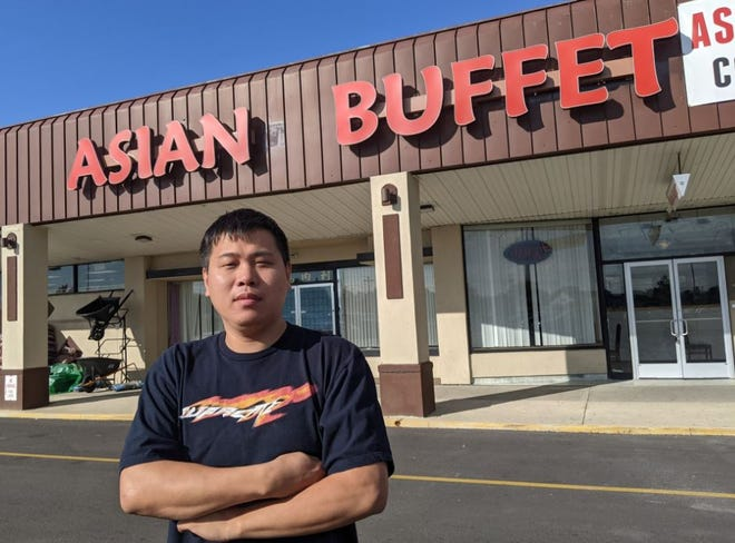 Tyler Liu, manager at Asian Buffet that will open Oct. 14 in Fremont, says the restaurant will offer a hibachi grill, which is a popular staple at the grill in Tiffin and was a must for Fremont.