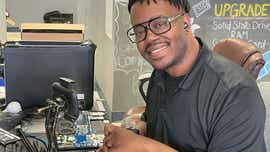 Computer repair shop combats E-waste by reining in prices