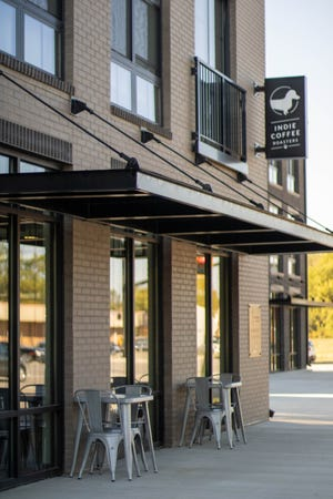 Indie Coffee Roasters, 1501 West State St., Friday, Sept. 17, 2021 in West Lafayette.