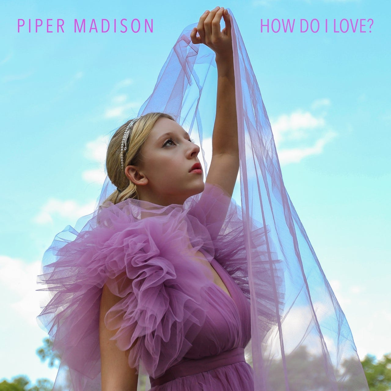 From JCPS to Nickelodeon. Now Louisville s Piper Madison is ready to drop her second album