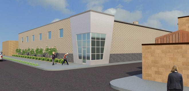 Construction of a new 28,000-square-foot addition is expected to be completed in fall 2022.