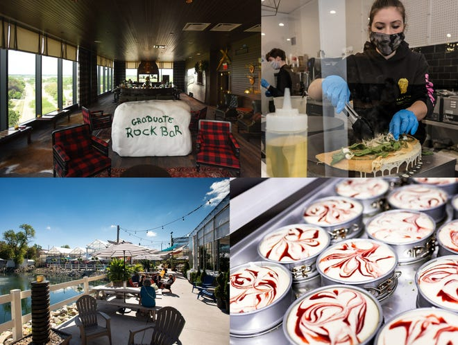 If you're coming back to East Lansing for Michigan State University's homecoming the campus should be familiarbut the food scene in and around MSU has more to offer than it did before the pandemic.