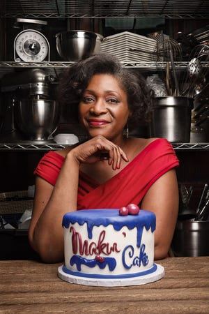 """Dasha Kelly Hamilton's show """"Makin' Cake"""" digs into race, class and equity in America through some tasty ingredients."""