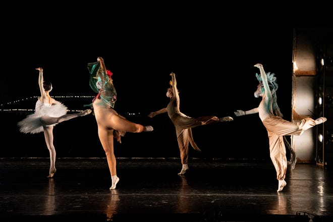 Montgomery Ballet brings another free night of ballet to the Montgomery Zoo on Friday for Ballet and the Beasts.