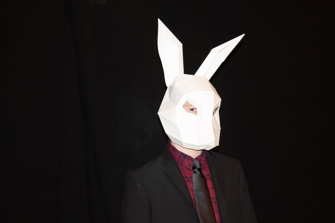 """The Artist Workshop of Tallahassee is presenting """"White Rabbit Red Rabbit"""" which will open on Friday, Oct. 1, 2021, in the Studio at Theatre Tallahassee."""