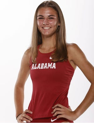 Newbury Park senior Sam McDonnell committed to the University of Alabama cross country team over the weekend.