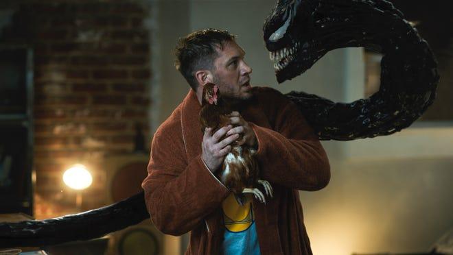 Tom Hardy đảm nhận hai vai trò là Eddie Brock và người ngoài hành tinh ăn thịt Venom một lần nữa trong phần tiếp theo.
