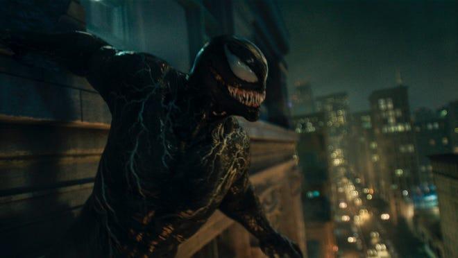 """Venom lanh lợi, sắc bén trở lại """"Venom: Hãy để Có Cuộc tàn sát."""""""