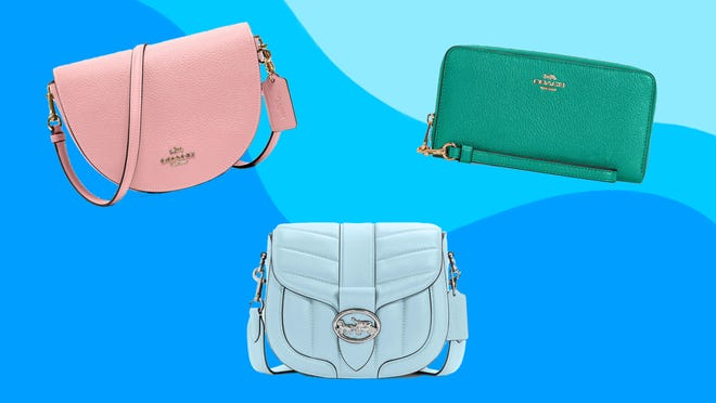 Browse the deeply discounted selection of purses, wallets and crossbodies at Coach Outlet for discounts galore—including as much as 70% off clearance.
