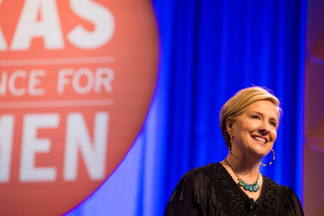 """Author Brene Brown will tape an episode of her """"Unlocking Us"""" podcast with """"Ted Lasso"""" star Brett Goldstein on the second Saturday of ACL Fest."""