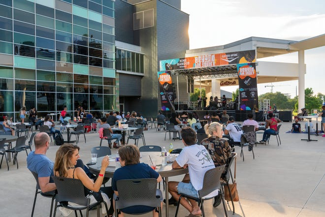 The Long Center Terrace will feature morning broadcasts by ACL Radio featuring Austin City Limits Music Festival performers on Oct. 8-9. Initial plans for broadcasts Oct. 1-2 have been pushed to the festival's second weekend for weather reasons.