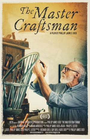 """At 2 p.m. on Sunday, Oct.10, HCTV will present a viewing of the 32-minute documentary, entitled, """"The Master Craftsman,"""" which features longtime Hudson resident Richard Grell."""