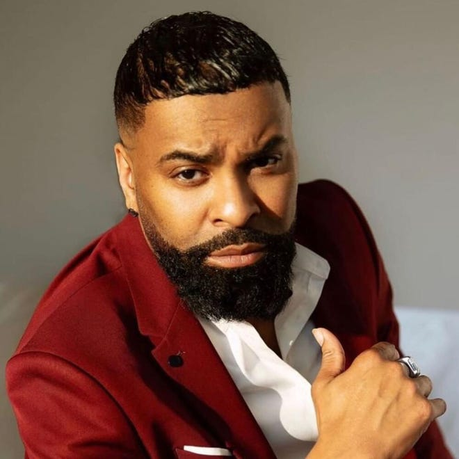 In his first visit to Amarillo, multi-platinum selling artist Ginuwine will headline at the city's first-ever Love, Laughter and Friends Fest scheduled for Friday,Nov. 12 at the AztecaMusicHall,500 FM1912.