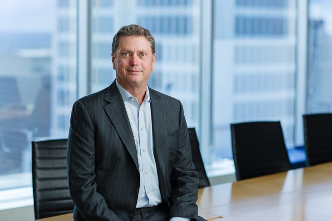 Craig Rogerson, president, chairman and CEO of Hexion