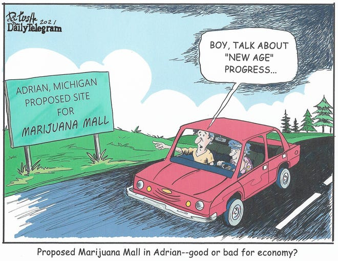 Proposed marijuana mall in Adrian — good or bad for the economy?