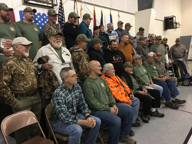 Jackson County Hunting Heroes is having its annual hunt Dec. 9-11.