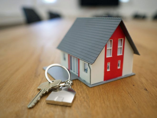 If the property was held jointly and one of the owners dies, their share of the property automatically goes to the other owner.