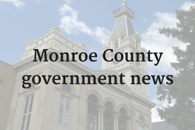 Monroe County government news