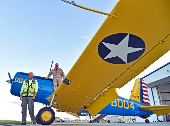The Florida International Air Show kicked off its 'Media & Sponsor Party' at Punta Gorda Airport on Wednesday.