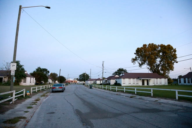 Few residents remain at Claerview Homes since being told on August 23 that they needed to vacate by October 31. many of the remaining residents have had difficulty finding somewhere affordable to move.