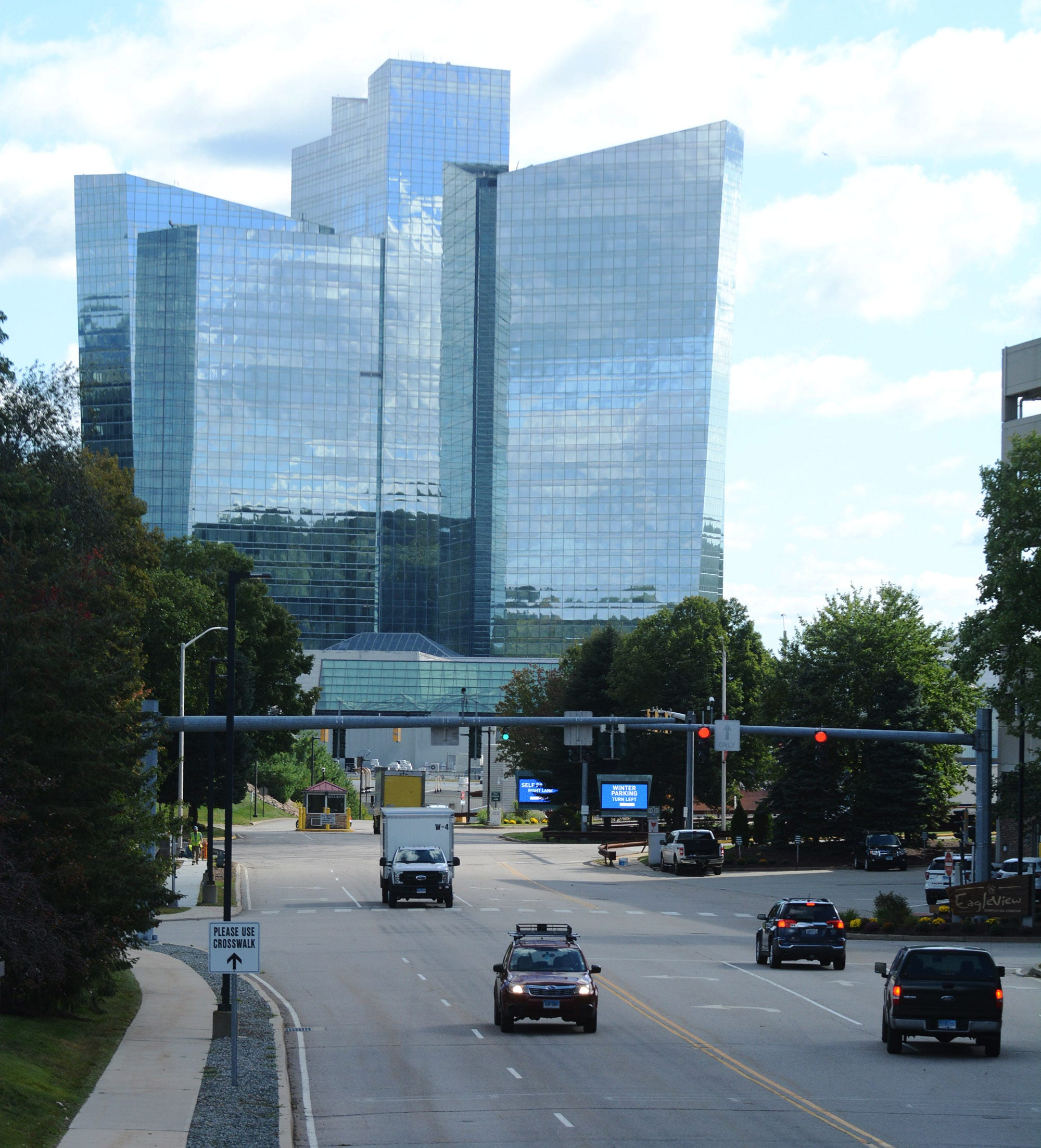 Mohegan Sun first opened on October 12, 1996. Twenty-five years in, president and CEO Jeff Hamilton said following the Spirit of Aquai in the company's values has brought success.